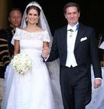 boda de magdalena de suecia