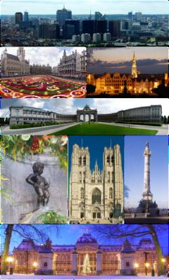 bruselas viaje de novios