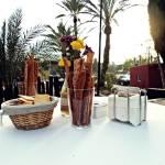 Presentaciones para el cocktail de bienvenida a Finca la Pinada